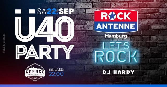 Ü40 meets ROCK Antenne Hamburg