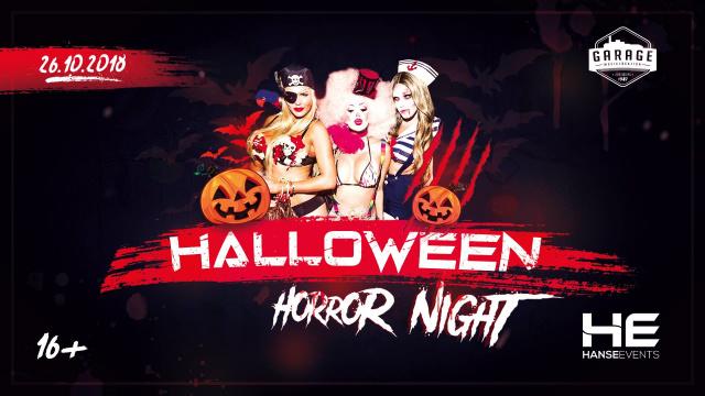 Halloween Horror Night - 16+