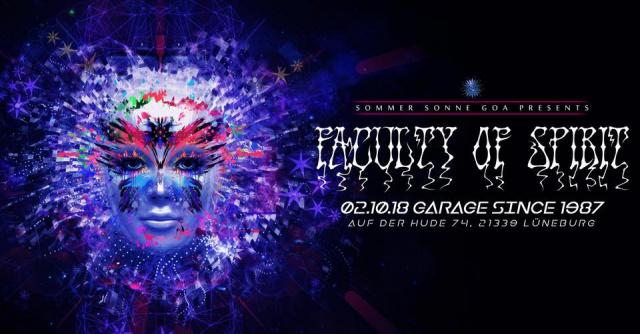 Faculty of Sprit - Goa Event