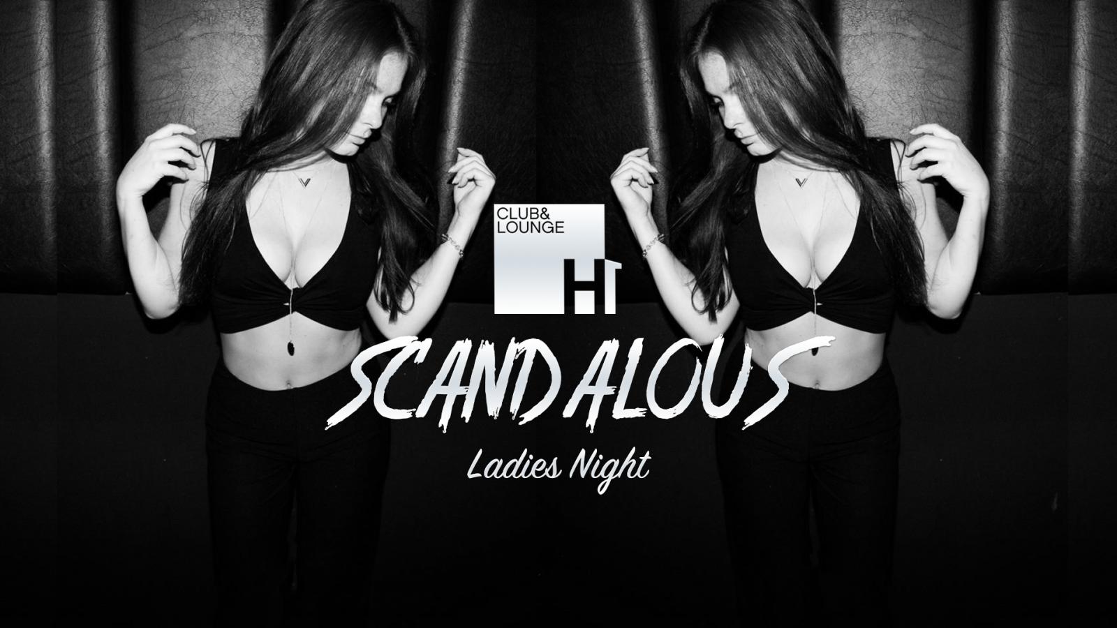 Scandalous Ladies Night