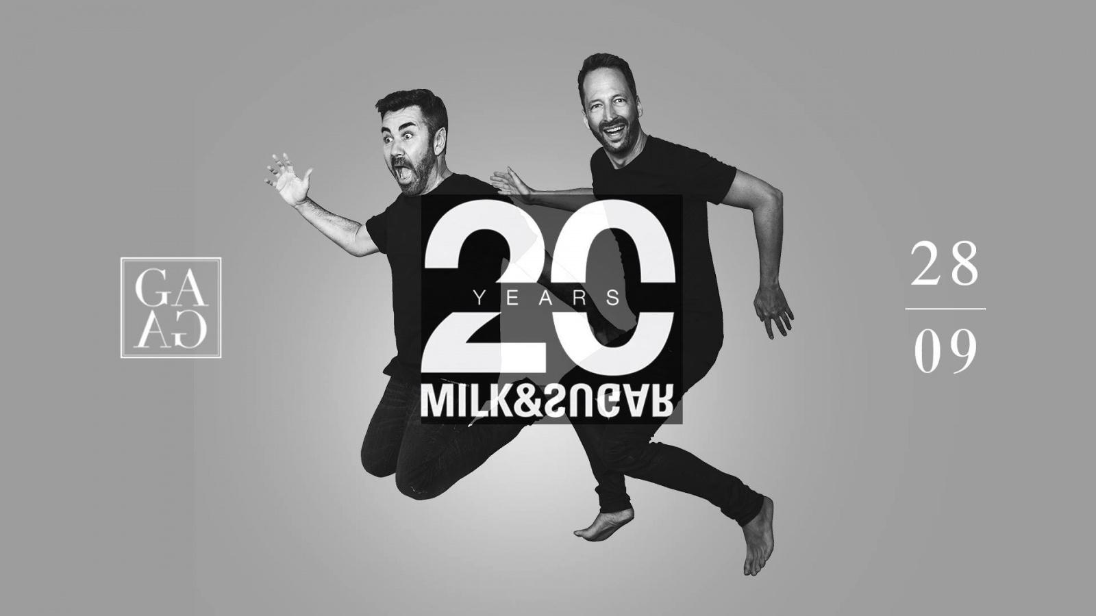 Milk & Sugar live at GAGA