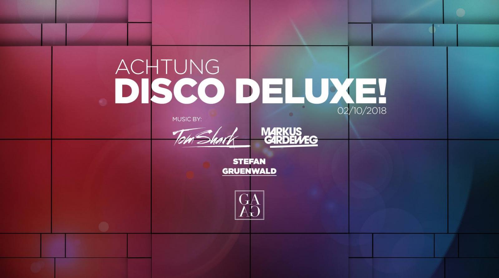 Achtung Disco! Deluxe