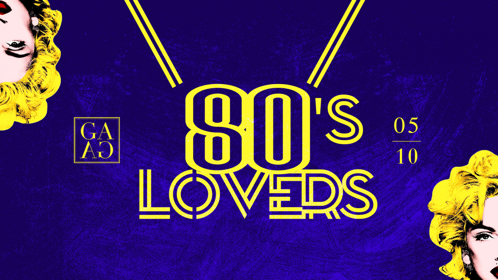 80s Lovers I GAGA