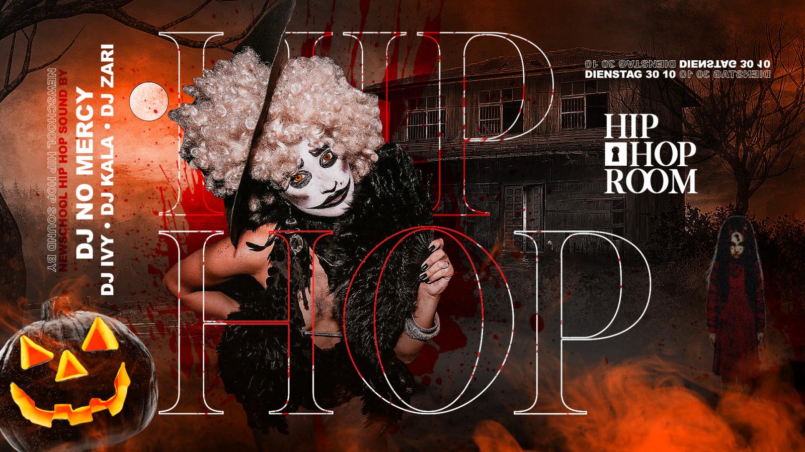 Halloween 30 Oktober.Hip Hop Halloween Dienstag 30 Oktober Dienstag 30 10 2018