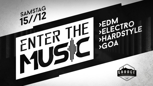 ENTER the music!