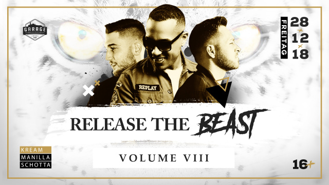 Release The Beast Vol 8 - 28.12.2018