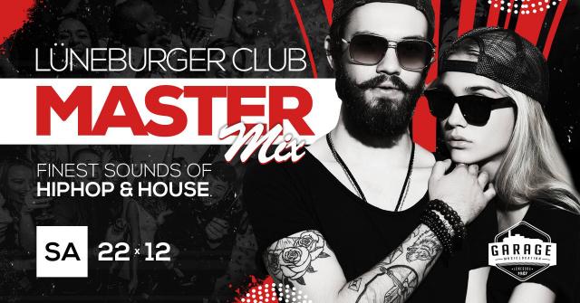 Lüneburger Club Mastermix - Best of HipHop & House