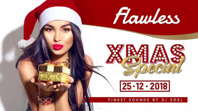Flawless - Christmas Party mit DJ SOEL