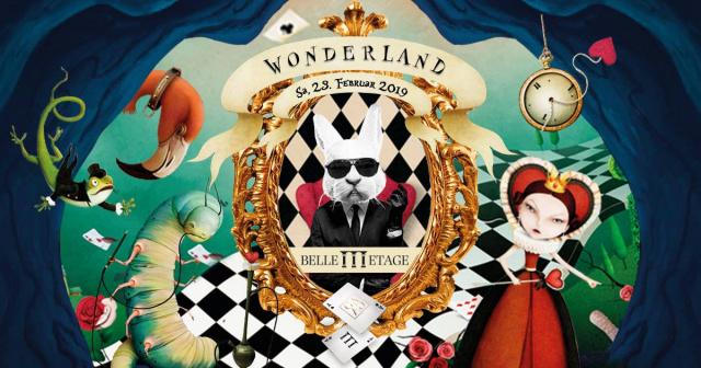 Wonderland by Belle Etage