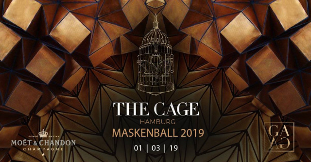 The CAGE | Maskenball 2019
