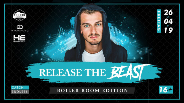 Release the Beast - Boiler Room Edition