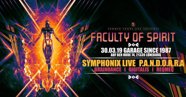 Faculty of Spirit - Symphonix Live