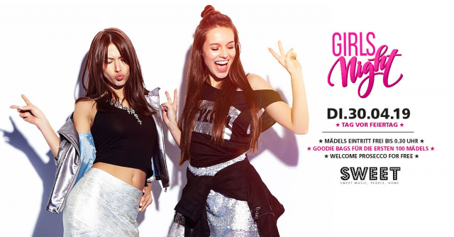 Wir haben EUCH gefragt = EURE Party Special Girls Night!