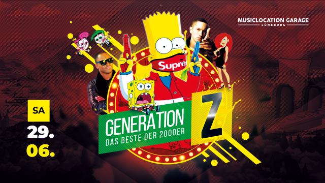 Generation Z | Das Beste von 2000 bis 2015!