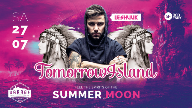 Tomorrow Island Party | LE SHUUK