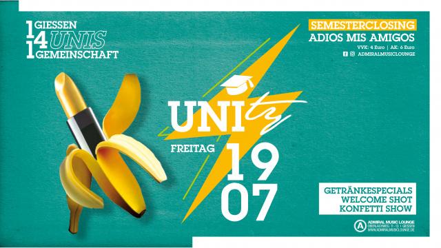UNIty Semesterclosing