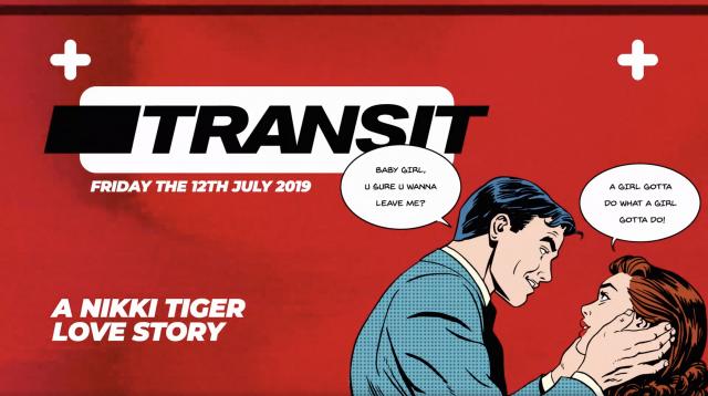 Nikki Tiger Welcomes Transit - Friday