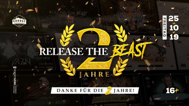Release the Beast Birthday - 2 years anniversary