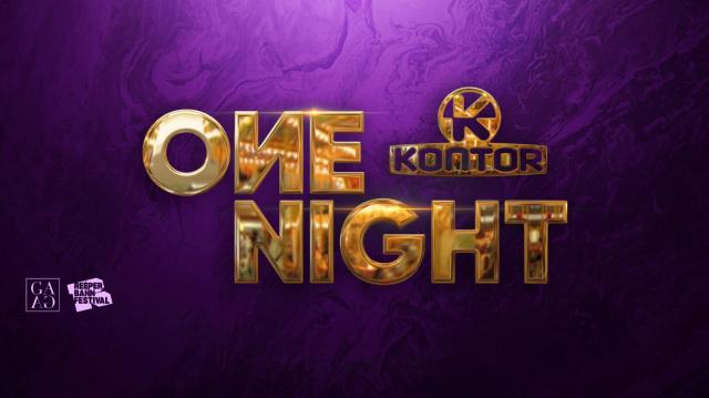 Kontor One Night 2019