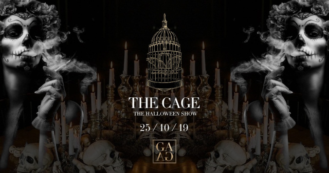 The Cage // The Halloween Show 2019