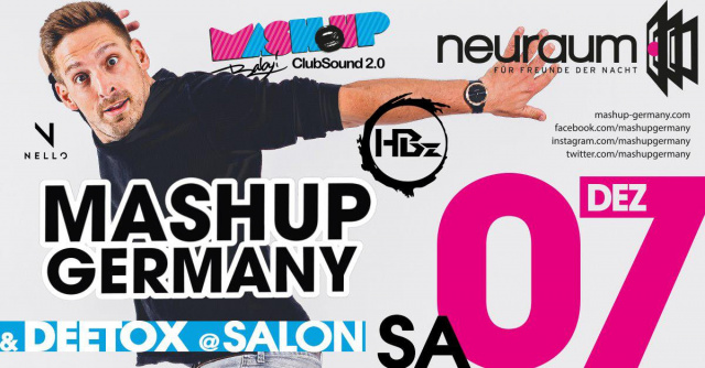 Mashup Germany @ Club & Deetox @ Salon