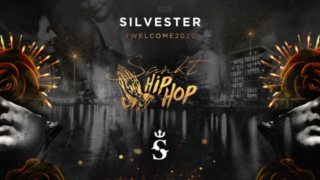Sankt Hip Hop Silvester - Die Insel Hamburg