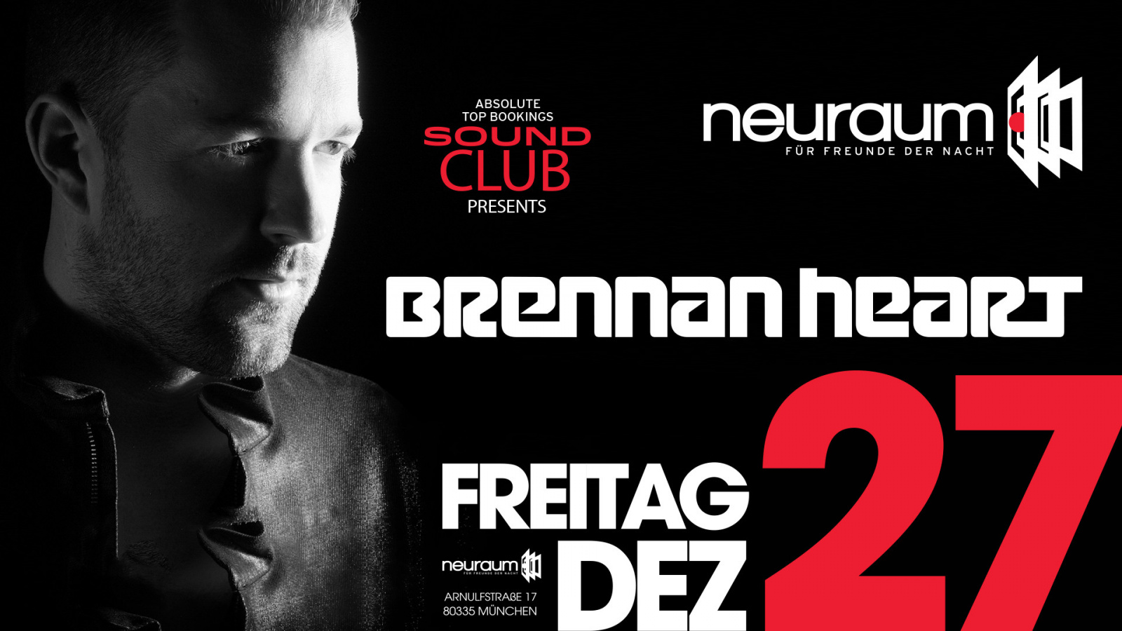 Soundclub pres. Brennan Heart