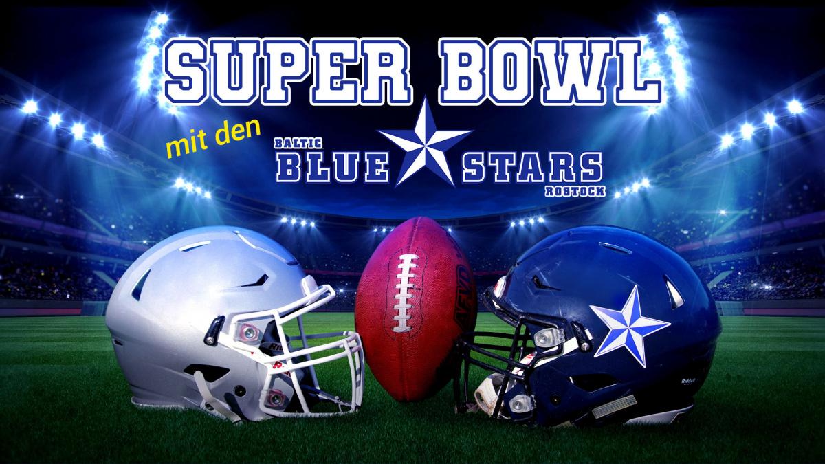 Super Bowl Beginn
