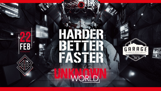 Harder.Better.Faster | Unknown World