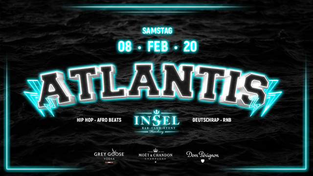 Atlantis ✘ SA 08 FEB 20 ✘ Die Insel Hamburg