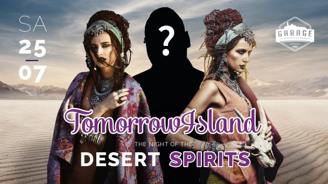 Tomorrow Island Party 2020