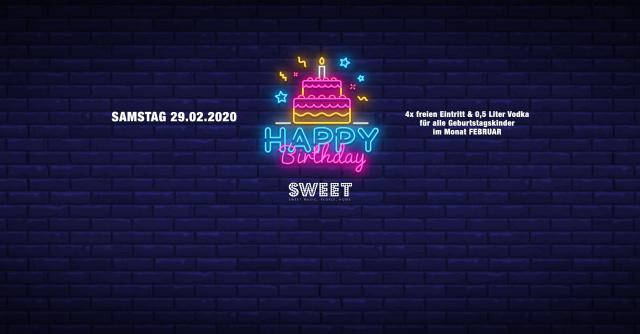 Birthday Saturday