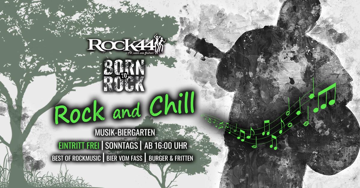 Rock & Chill @ Musik-Biergarten