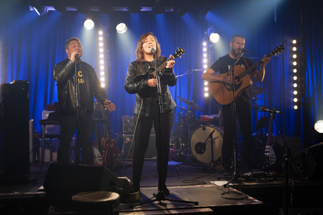 Stefanie Hempel & The Silver Spoons - Club (a)live