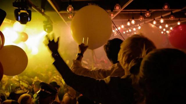 Kölner Abend Karnevalsparty.