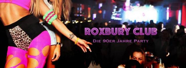 Roxbury Club - Die 90er Jahre Party