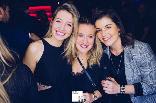 H1 - Roxbury Club 28. Dezember