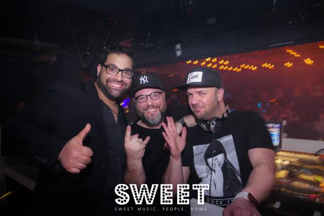 SWEET Weekend 23./24.3.2018